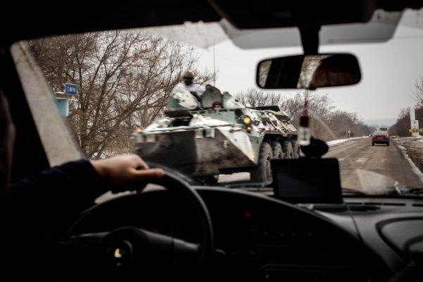 Ukraine war : portrait of donbass