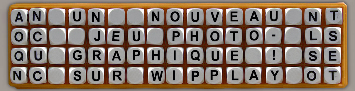 Photo contest BOGGLE