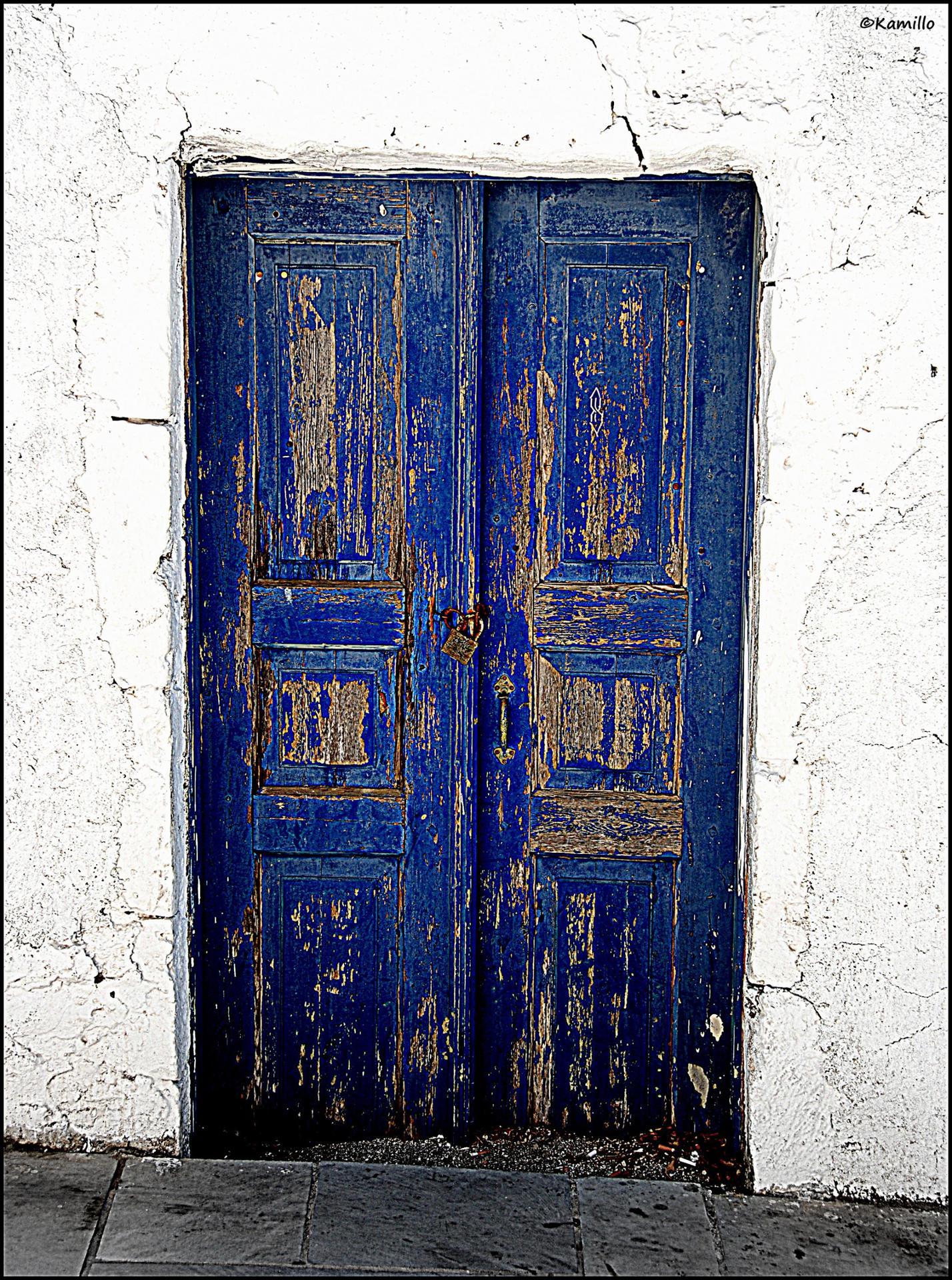 Mystère Bleu, Santorini, Corse