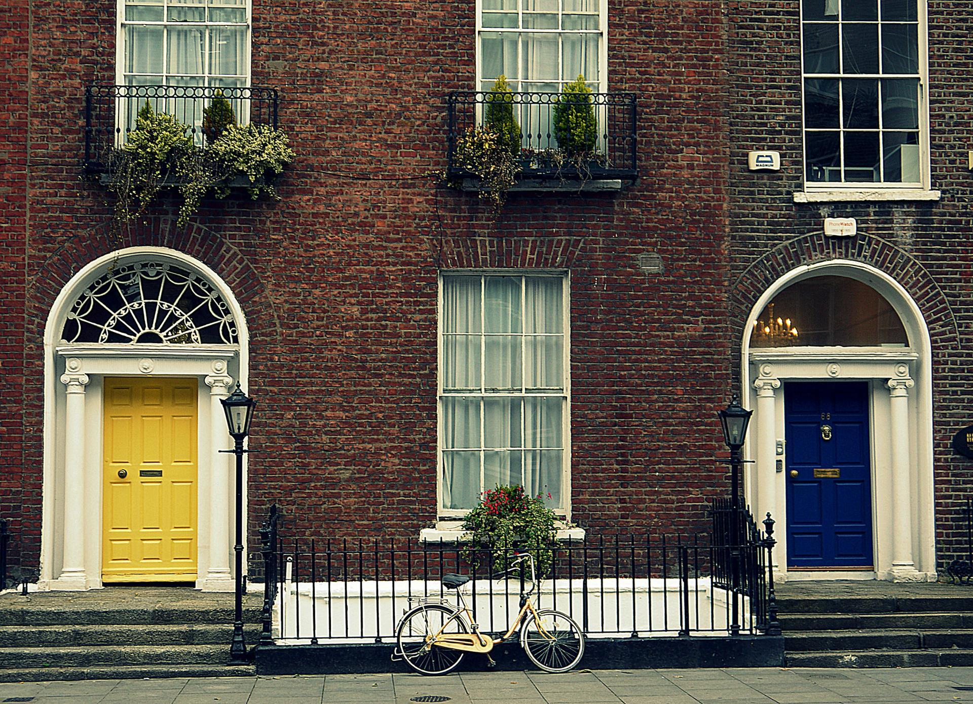Bienvenue à Dublin