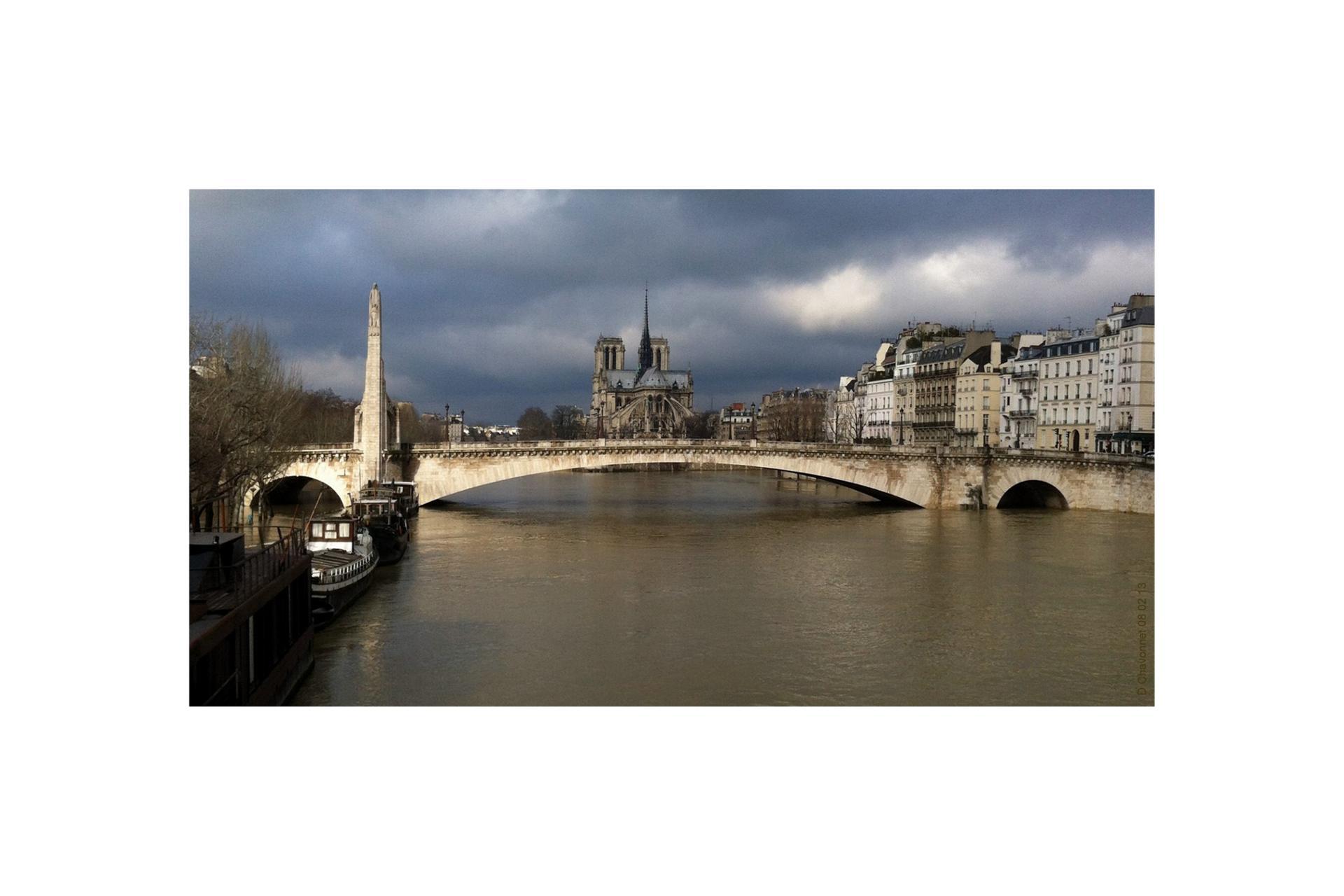 La Seine en crue 8 02 13 (3)