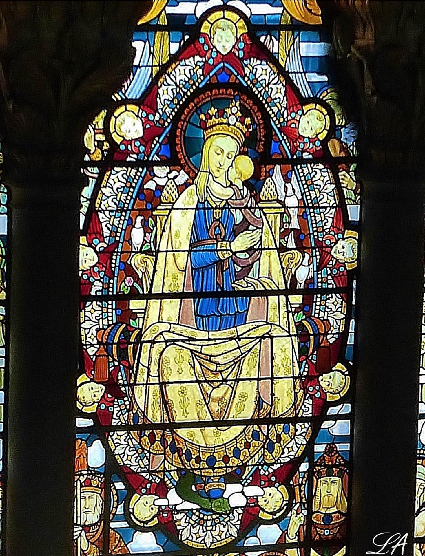 Marie de Fourvière