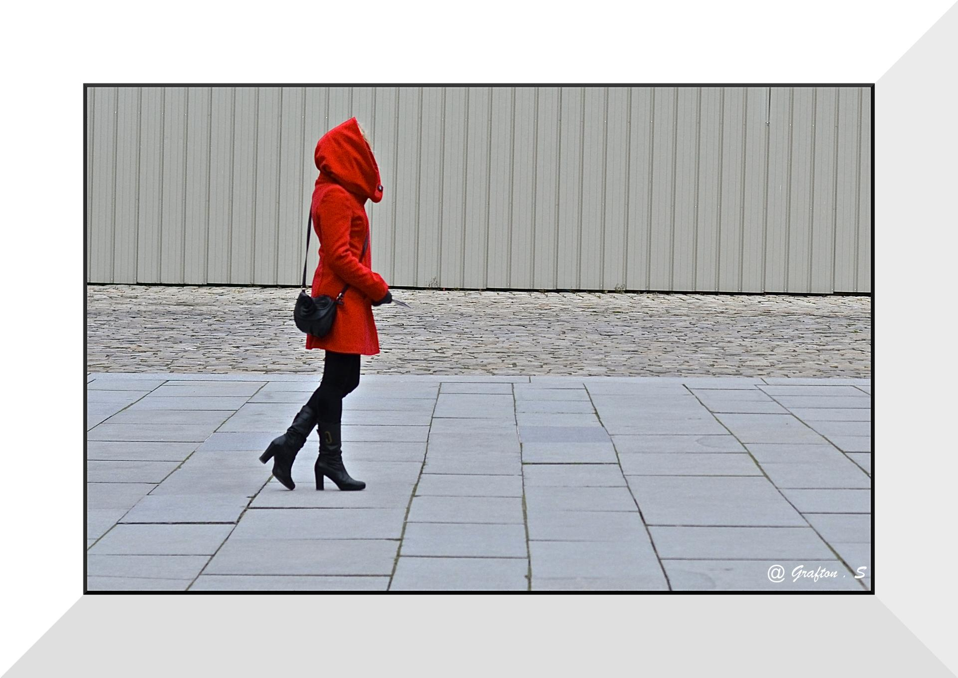 Incognito, le Chaperon Rouge ...