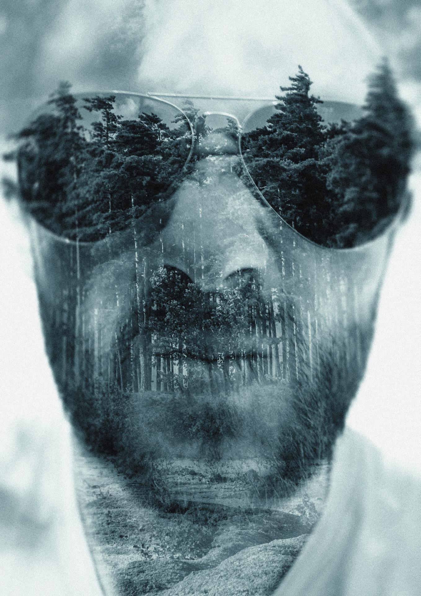 the woodsman's beard