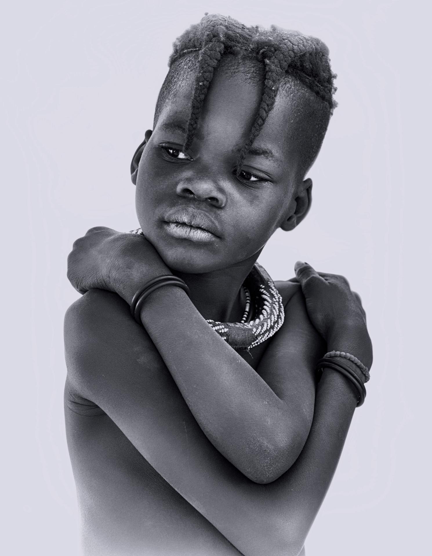 L'esprit ailleurs (photo prise sur le vif) (Namibie)