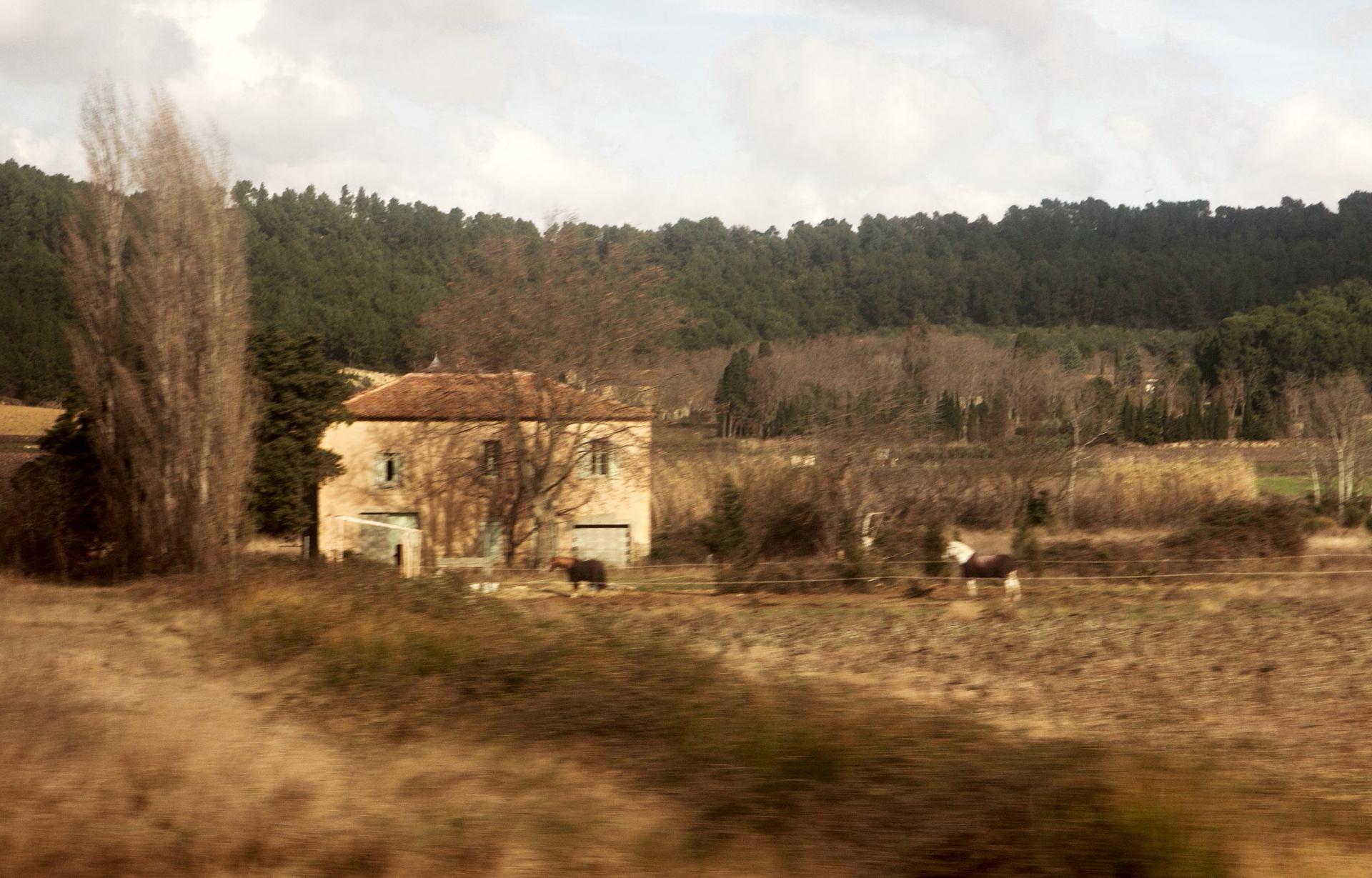 entre Toulouse et Béziers ...