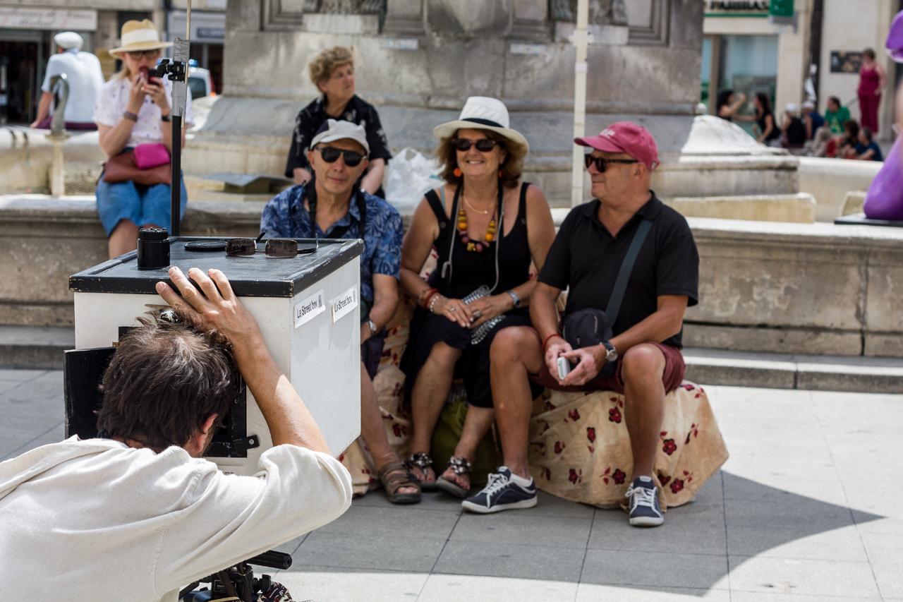 La street Box- Arles