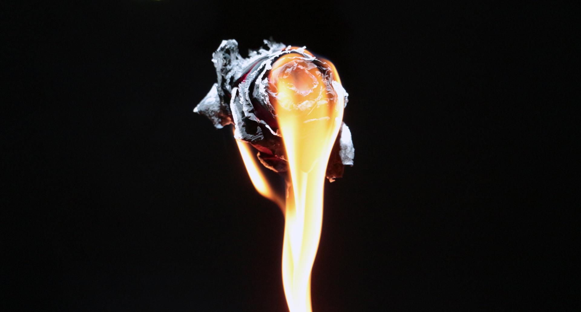Tears of fire