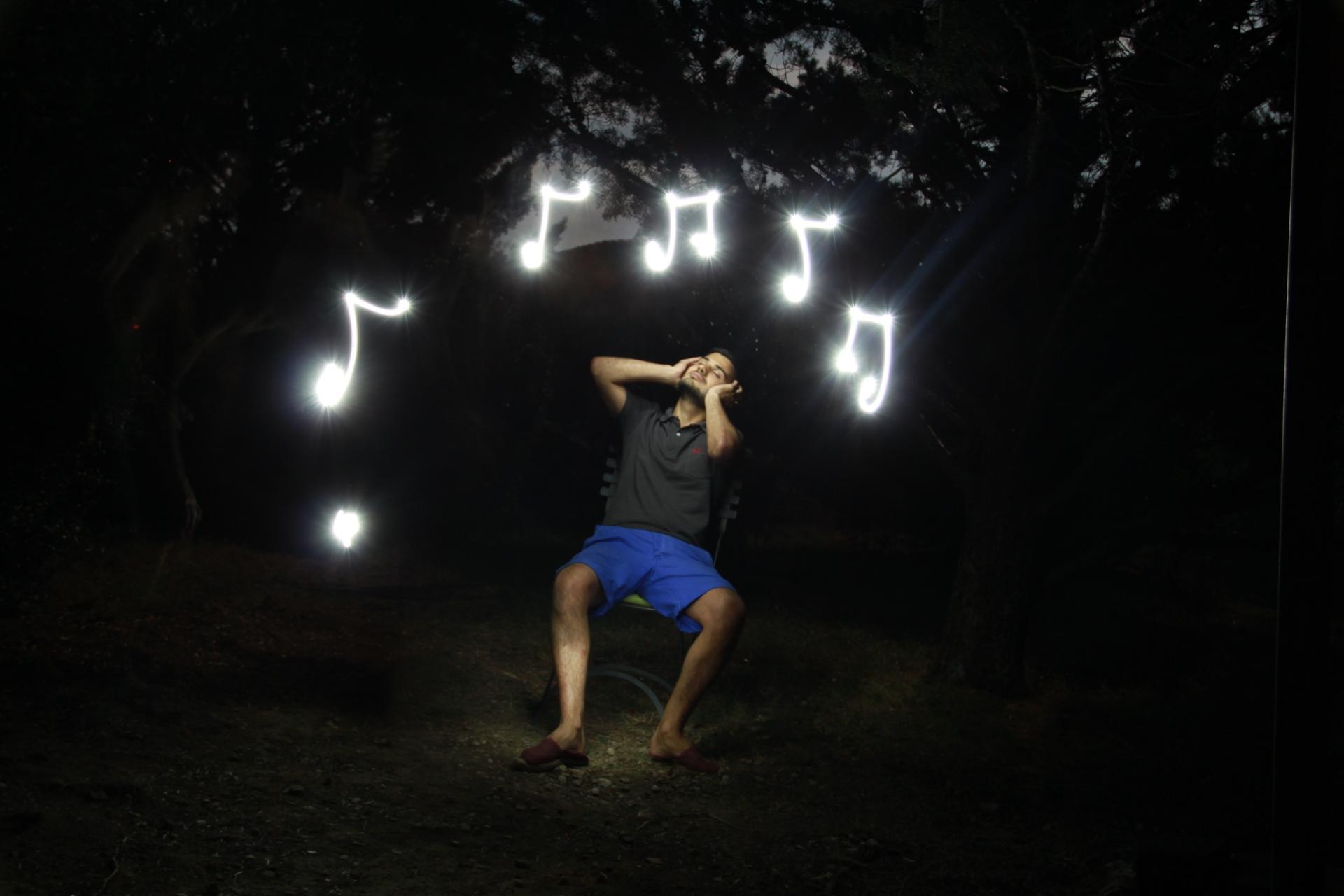 Ressent la musique