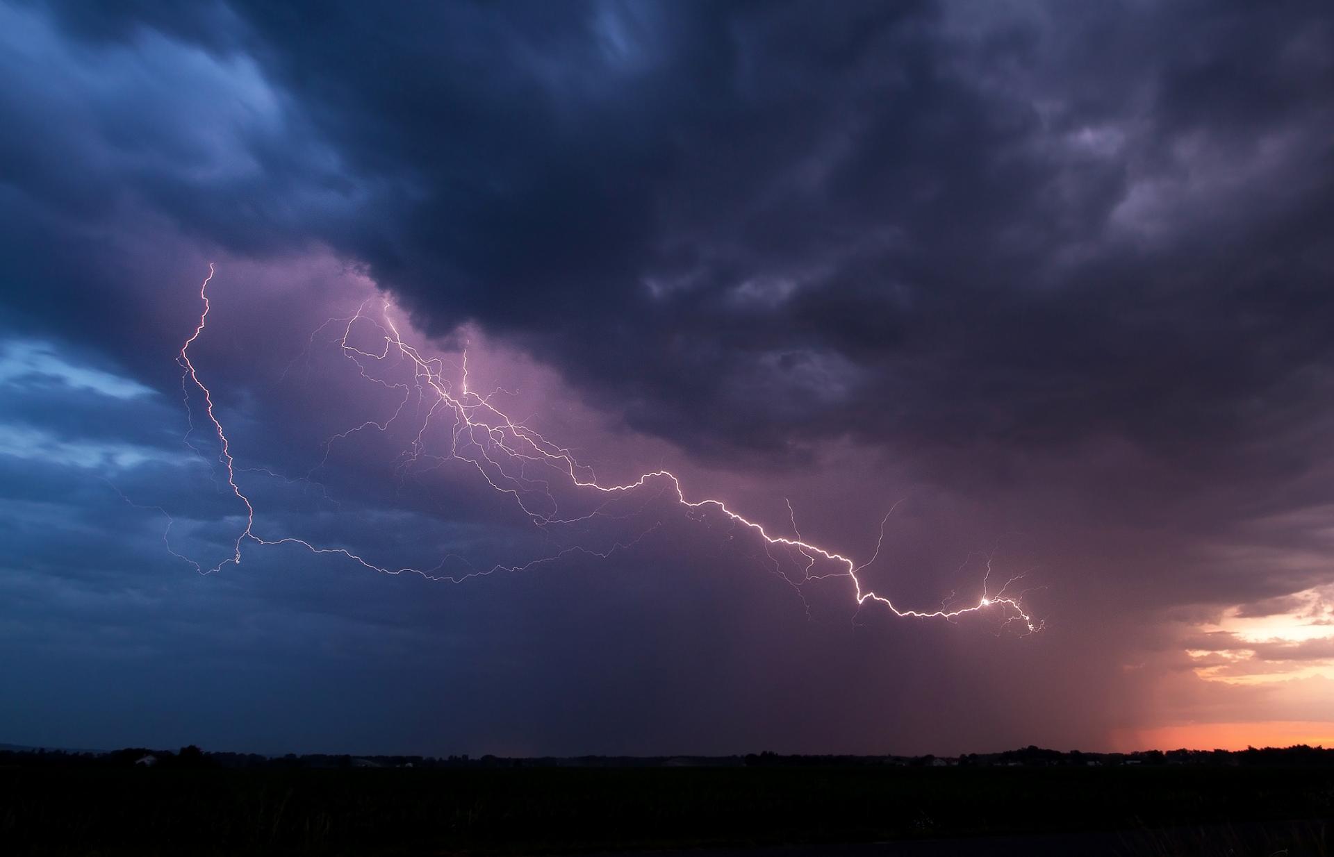 Lightning spirit