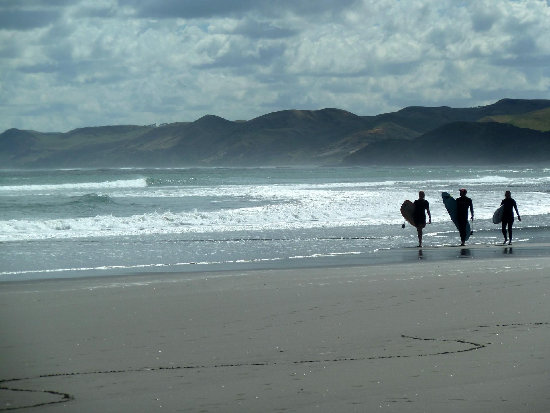 Raglan Surfers