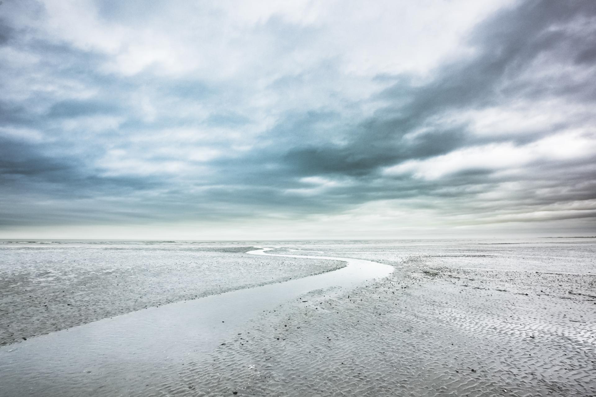Le désert de la baie