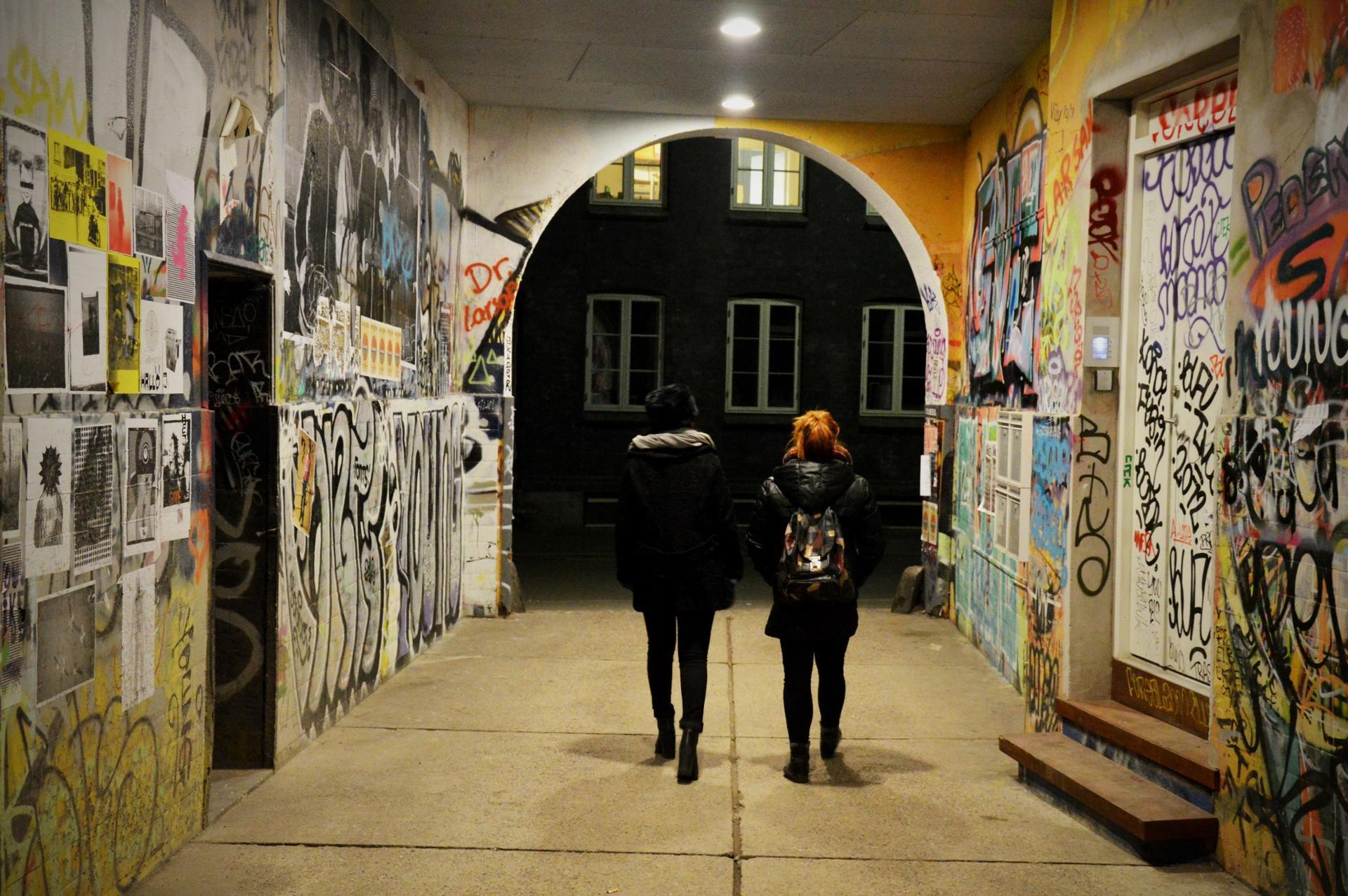 Arche underground
