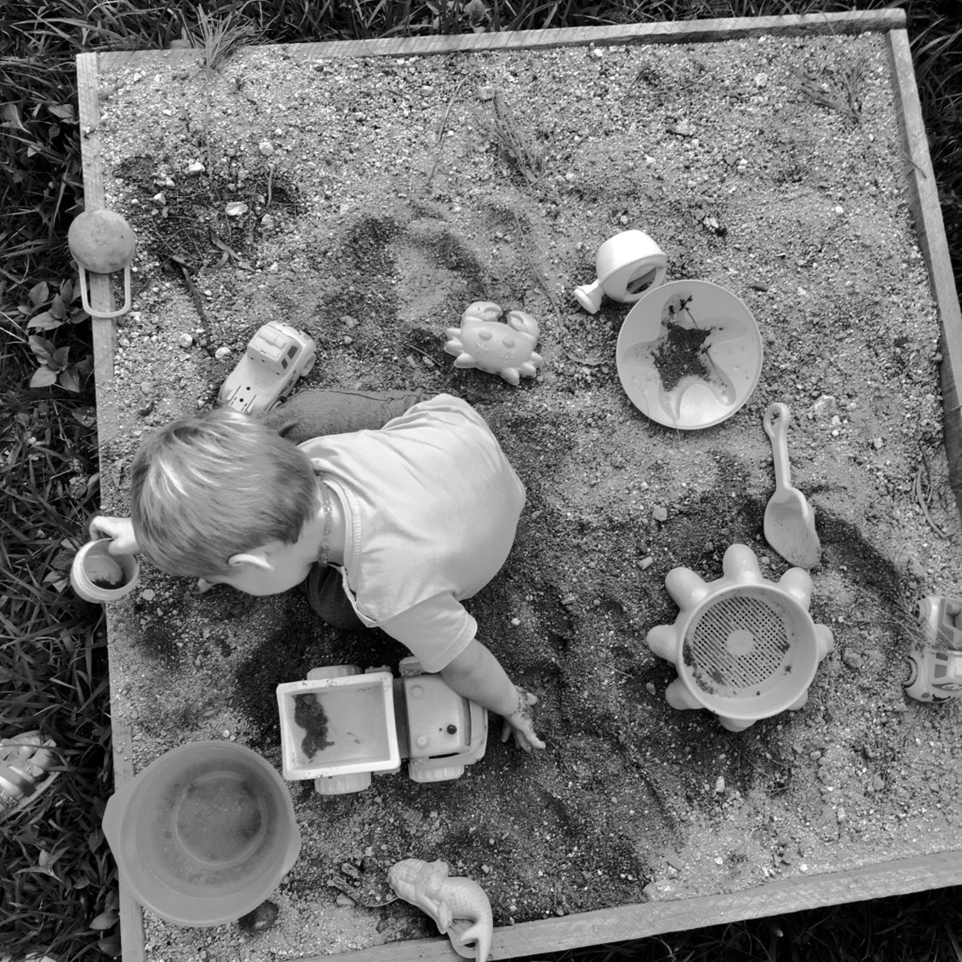 carré de sable