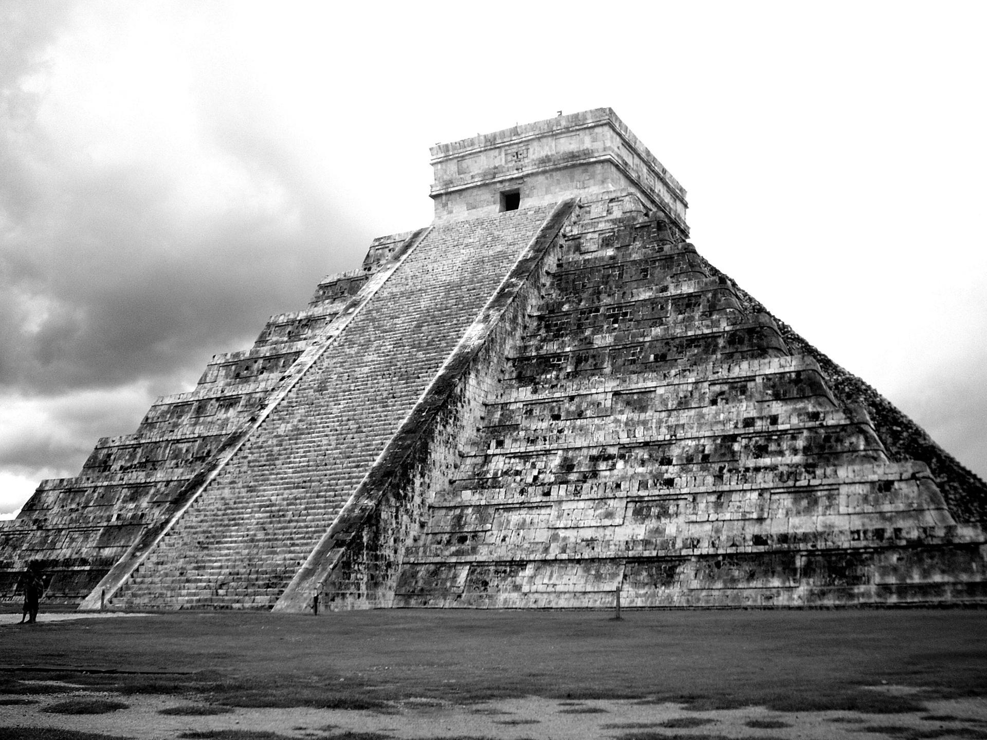 La pyramide parfaite