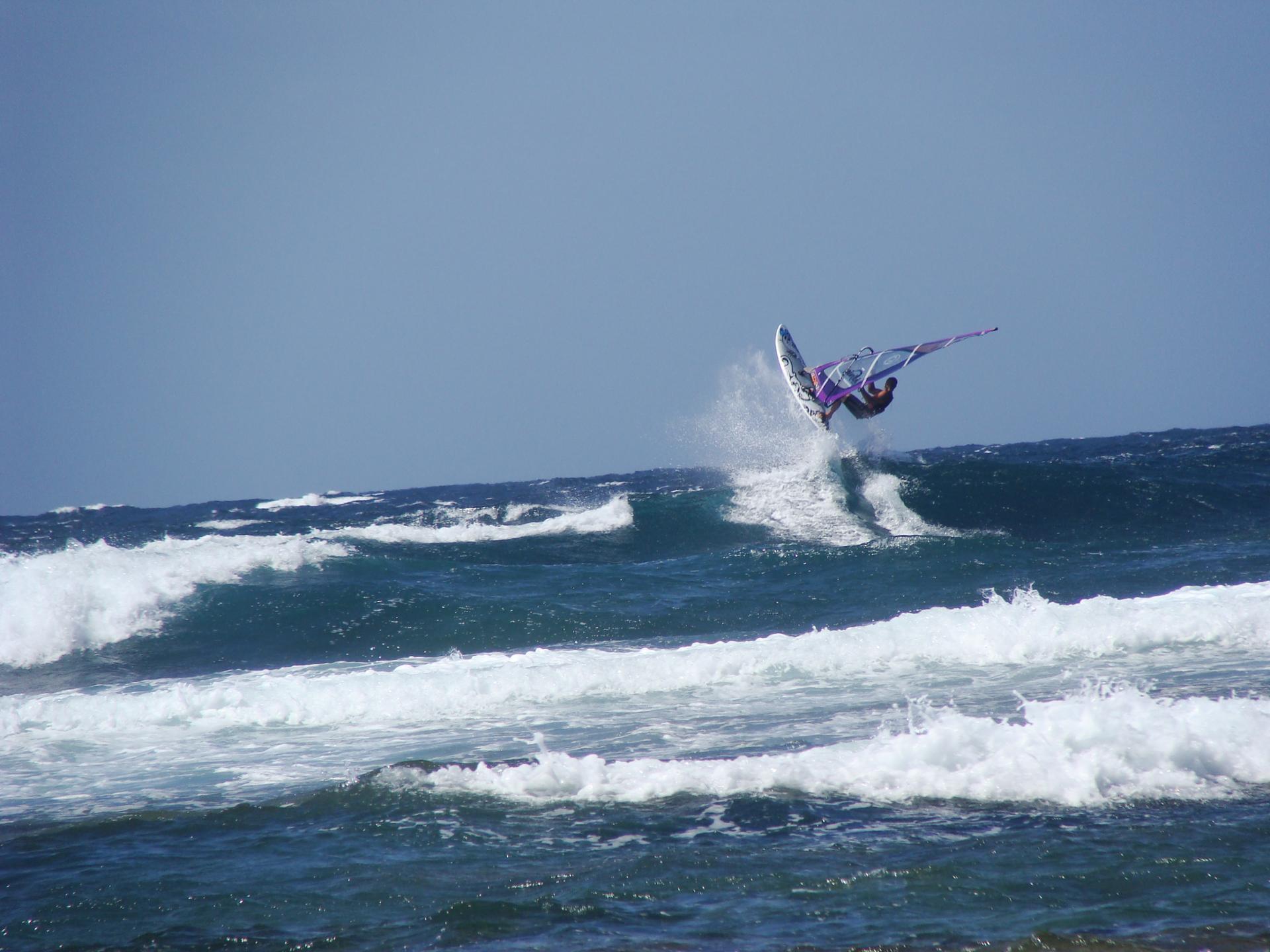 One jump, one dream
