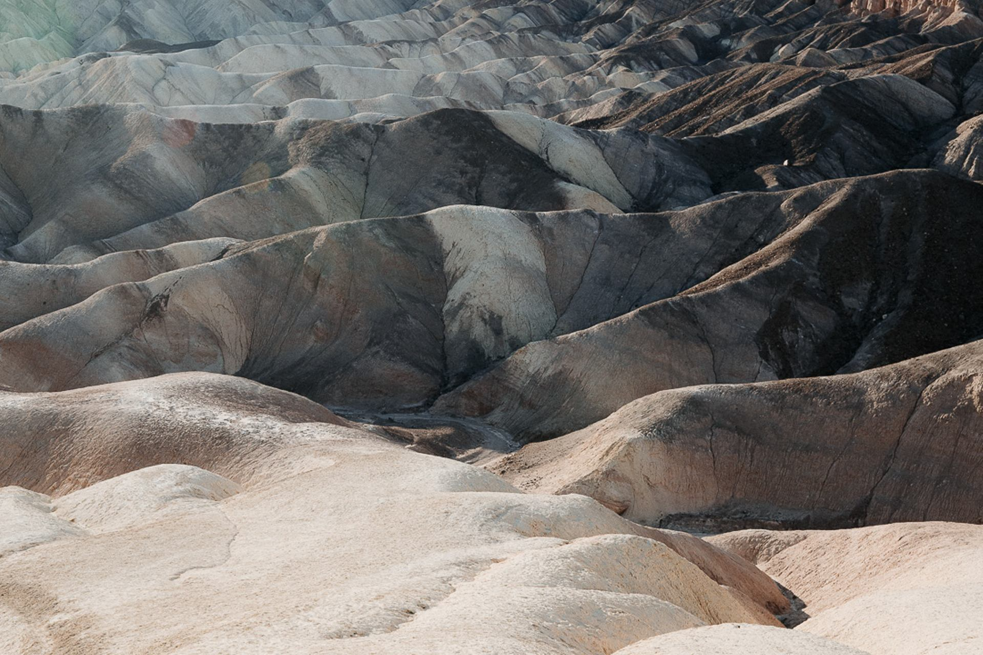 40C° à Death Valley