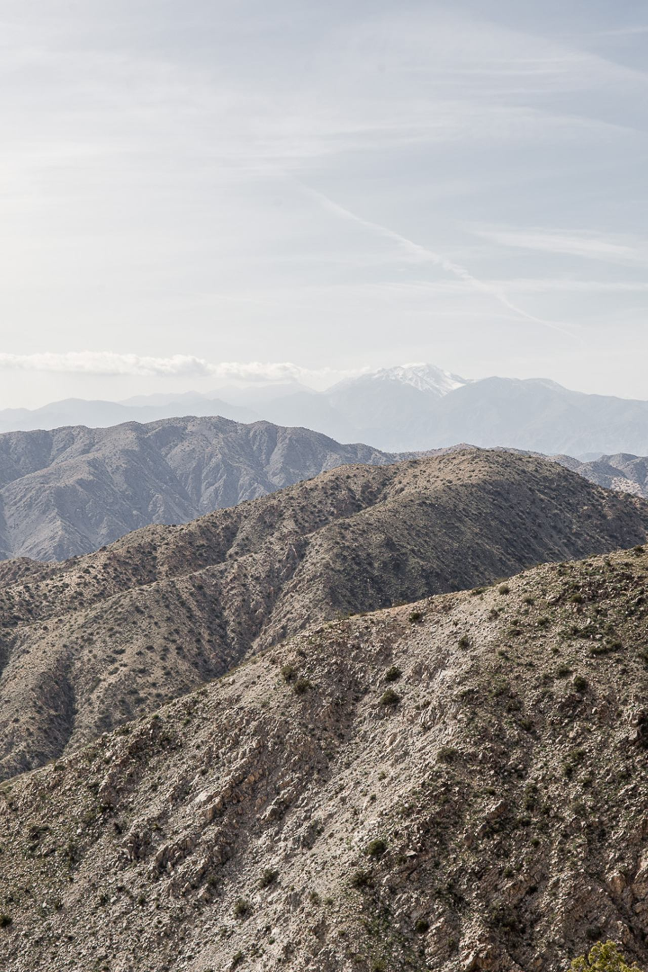 Coachella Valley mountains