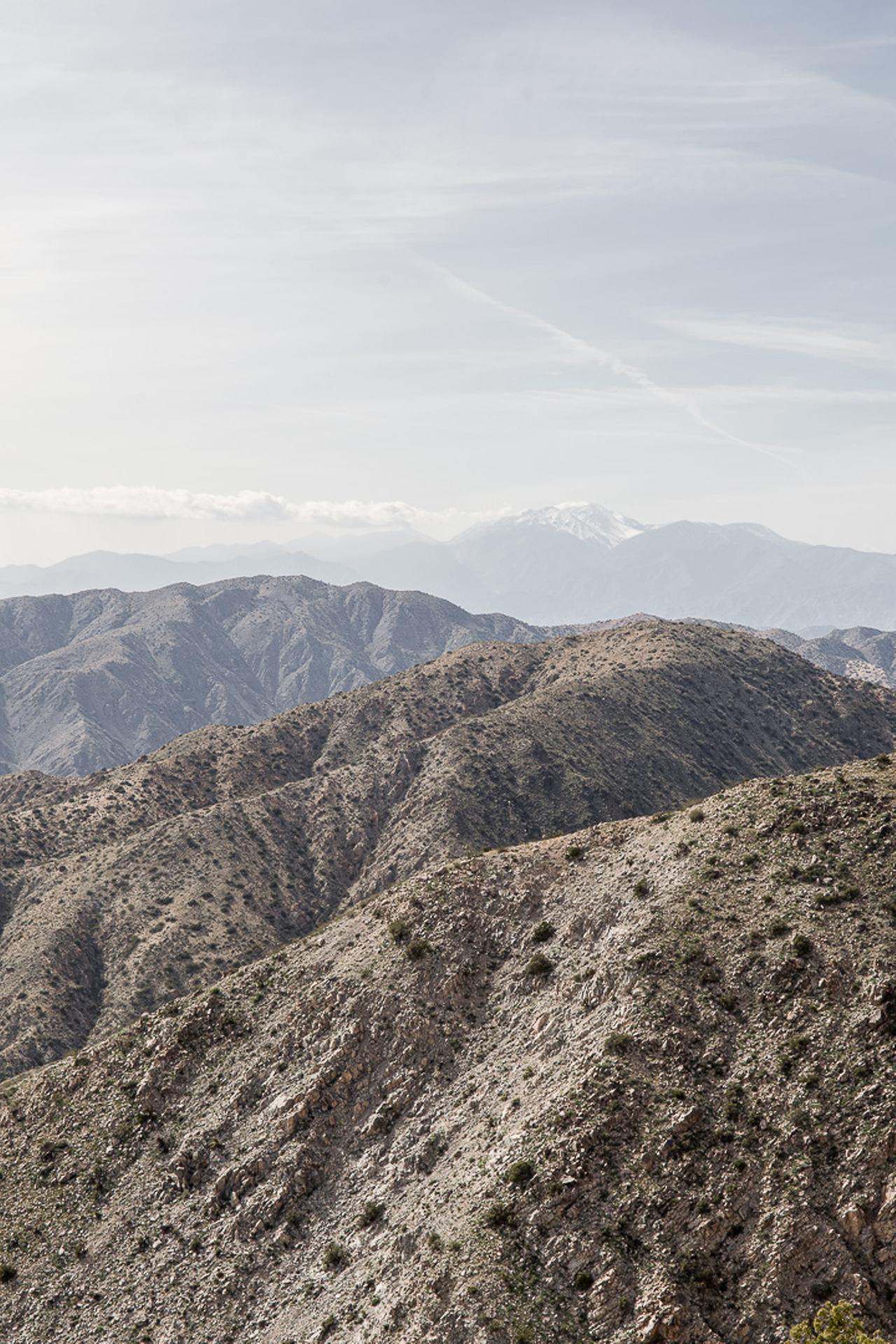 Coachella Valley mountains