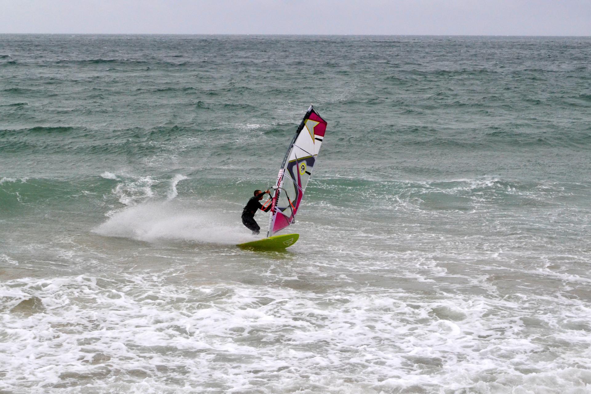 Le seul windsurfer 1