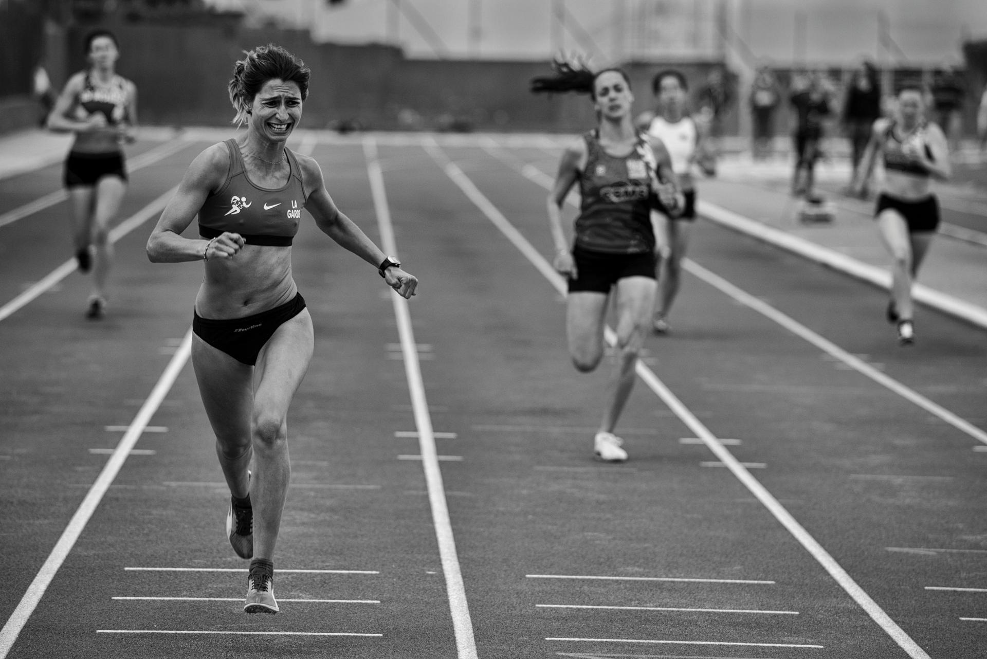 400 m féminin