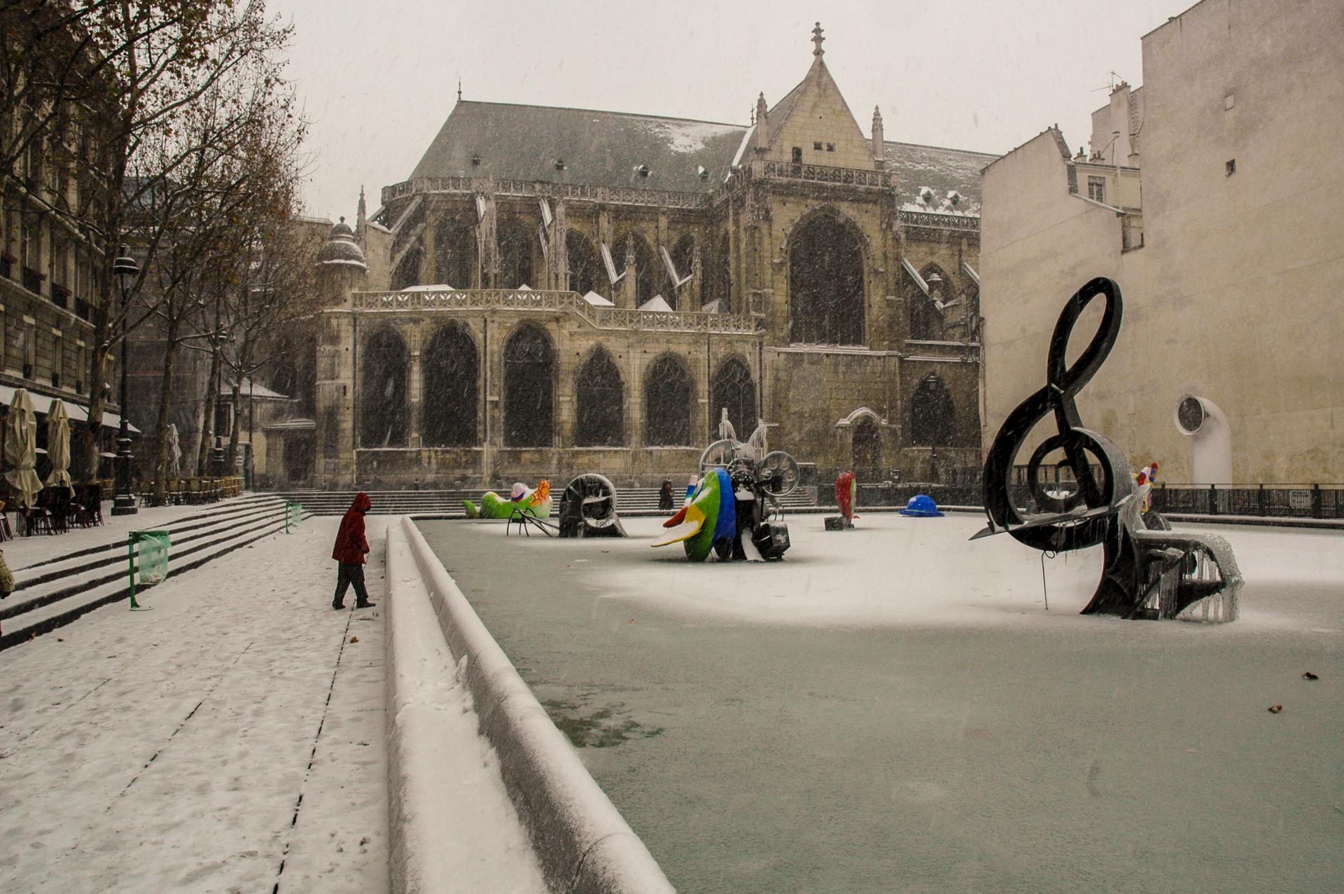 Quartier Beaubourg