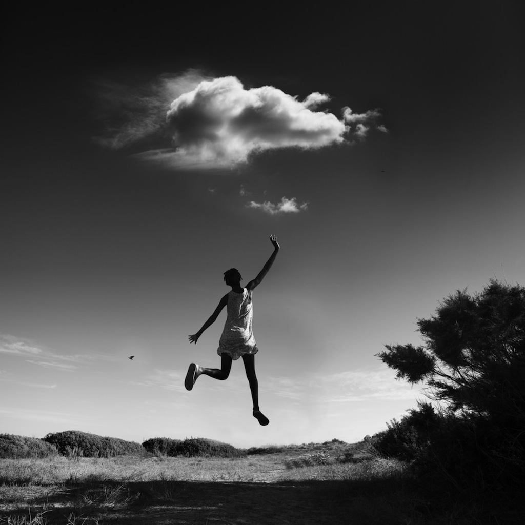 The jump / Touch the sky
