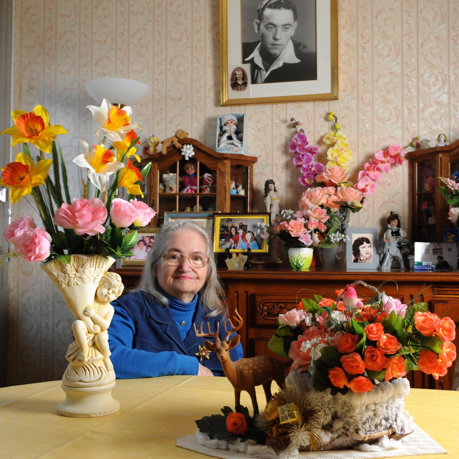 Simone M. - 75 ans