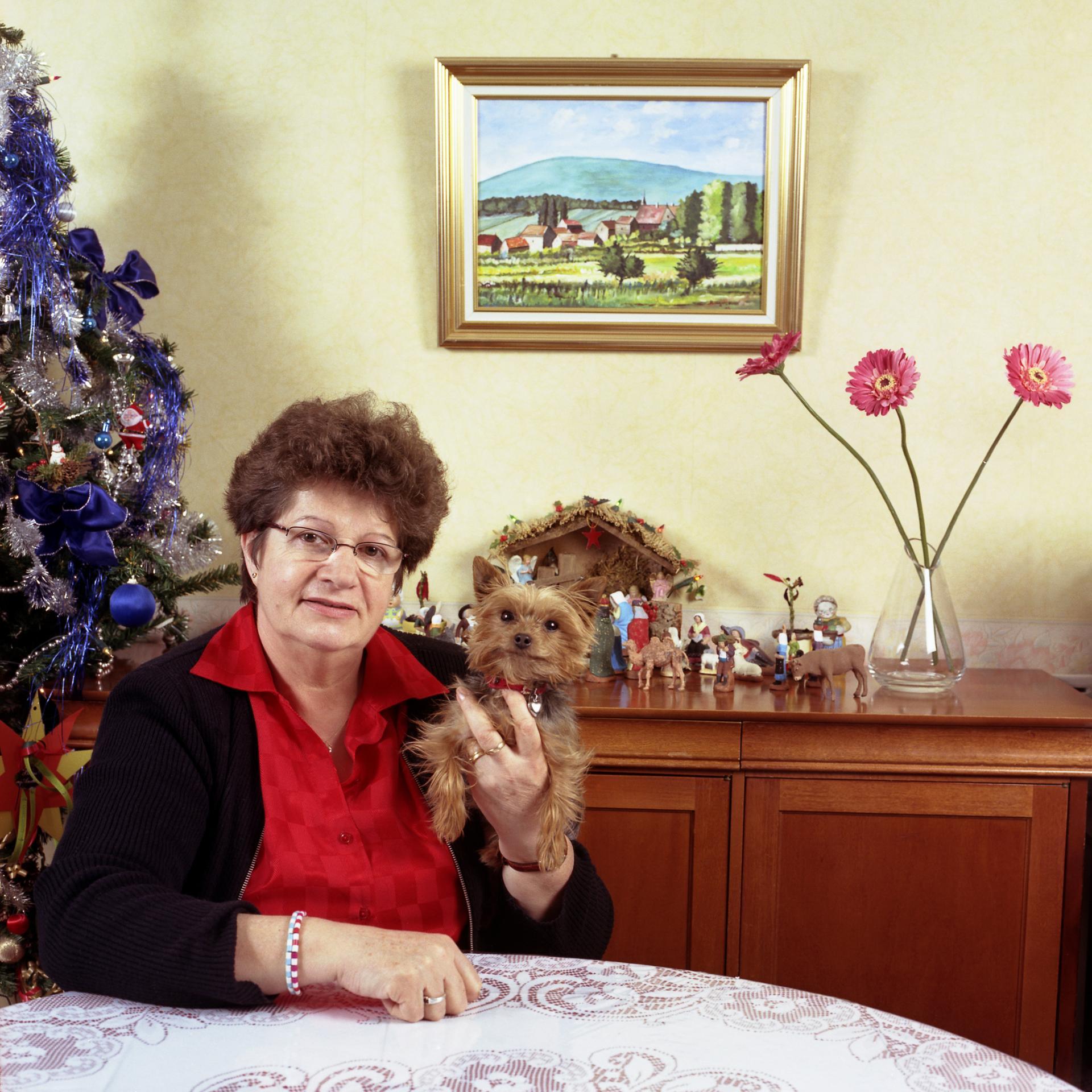 Renée B. - 67 ans