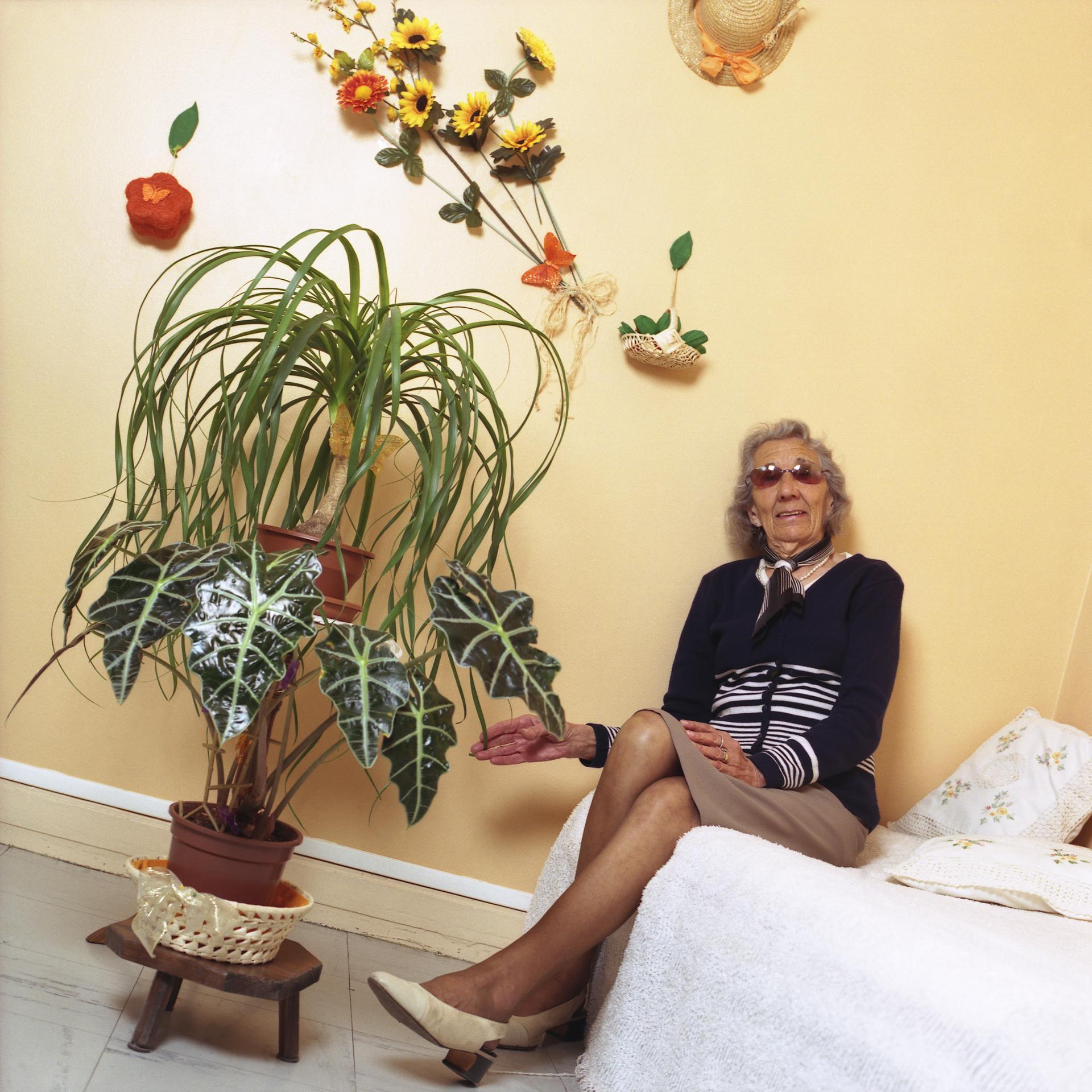 Paulette R. - 77 ans