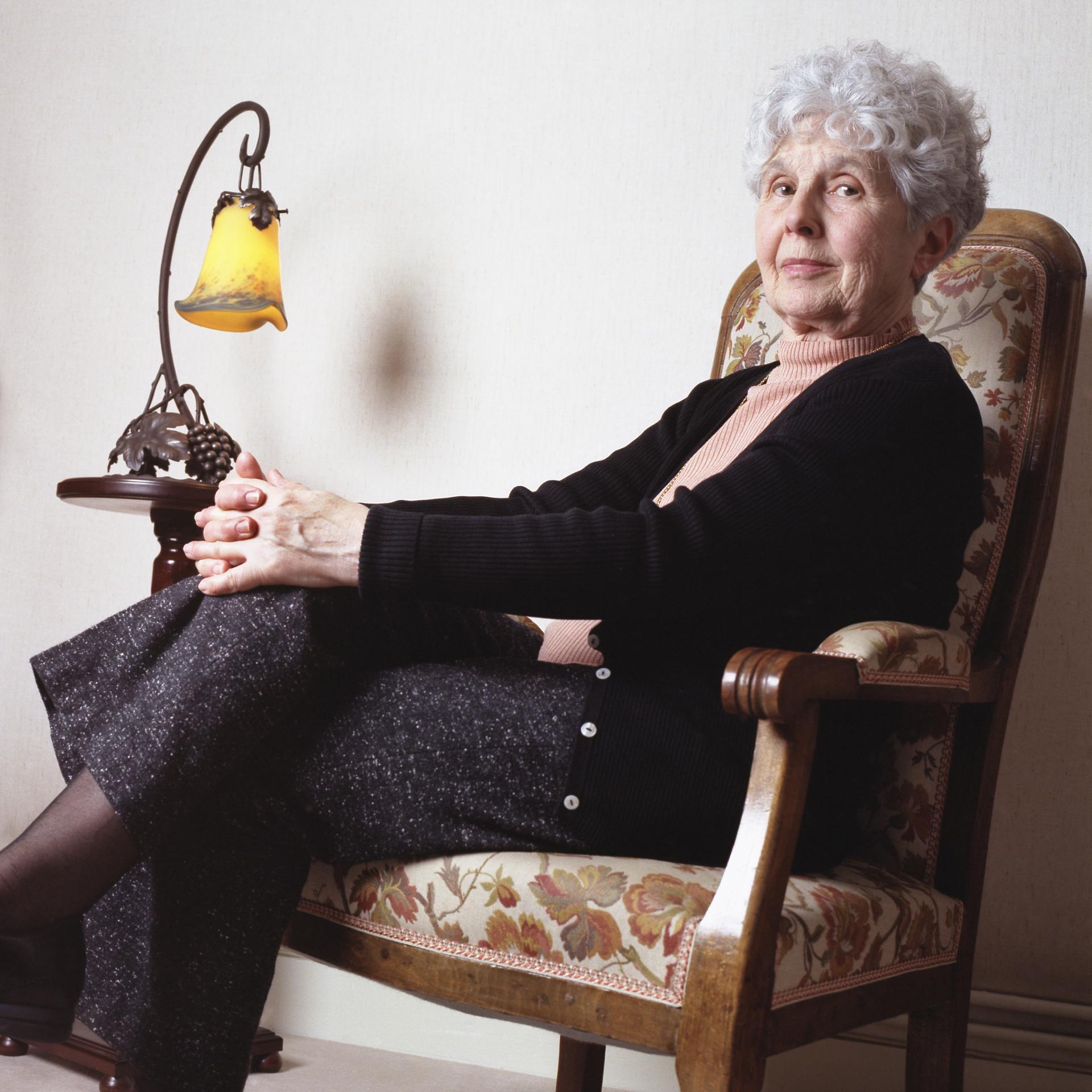 Jeanine B. - 78 ans