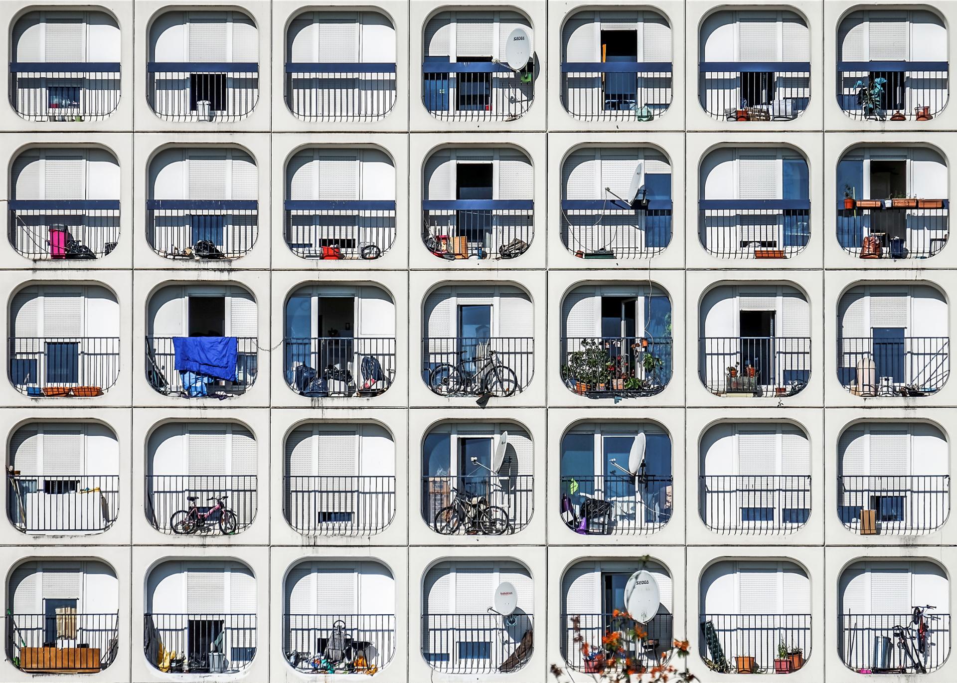 Confinement - Y'a d'la vie au balcon - 1