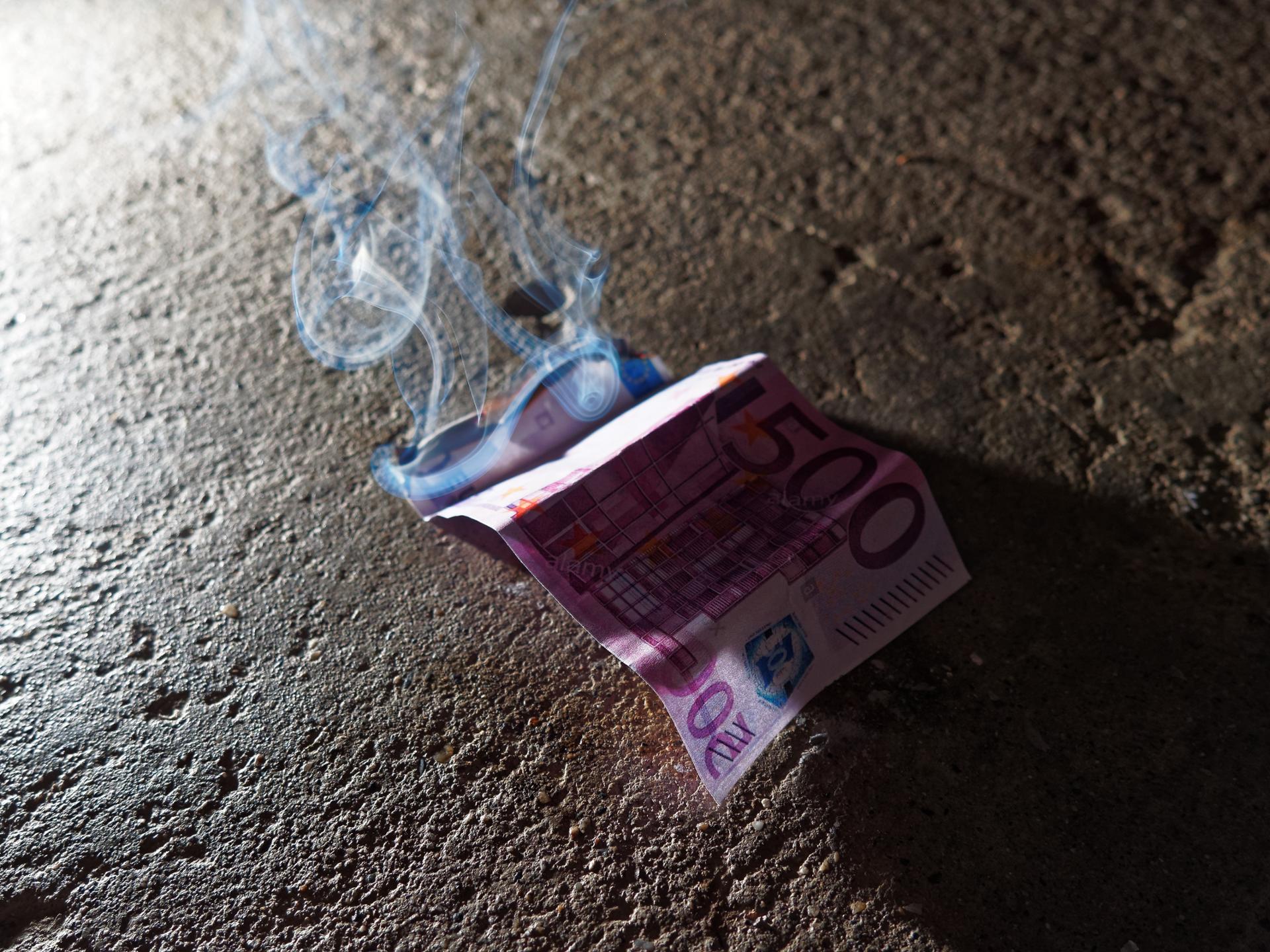 L'argent a une odeur