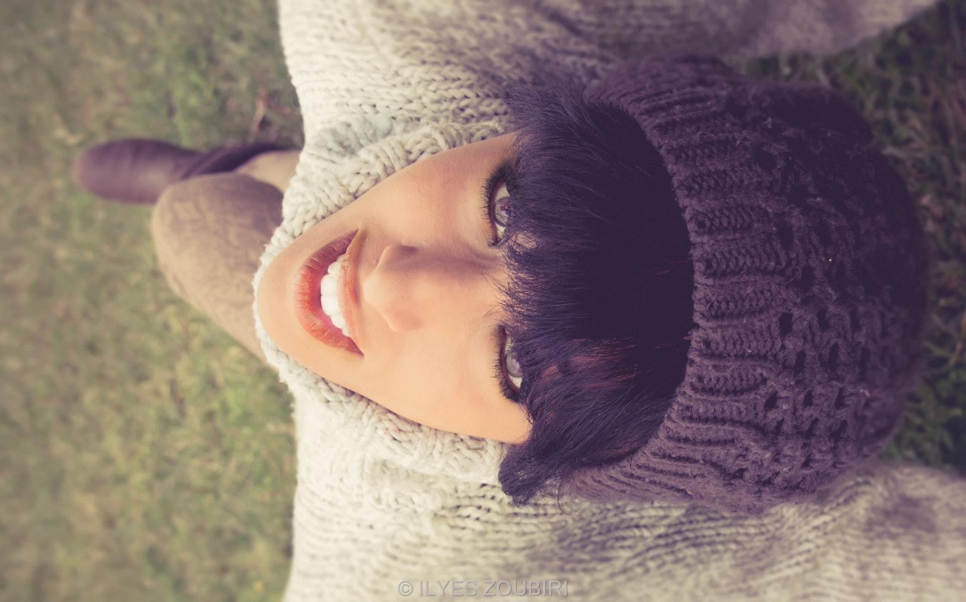 sourire = vivre