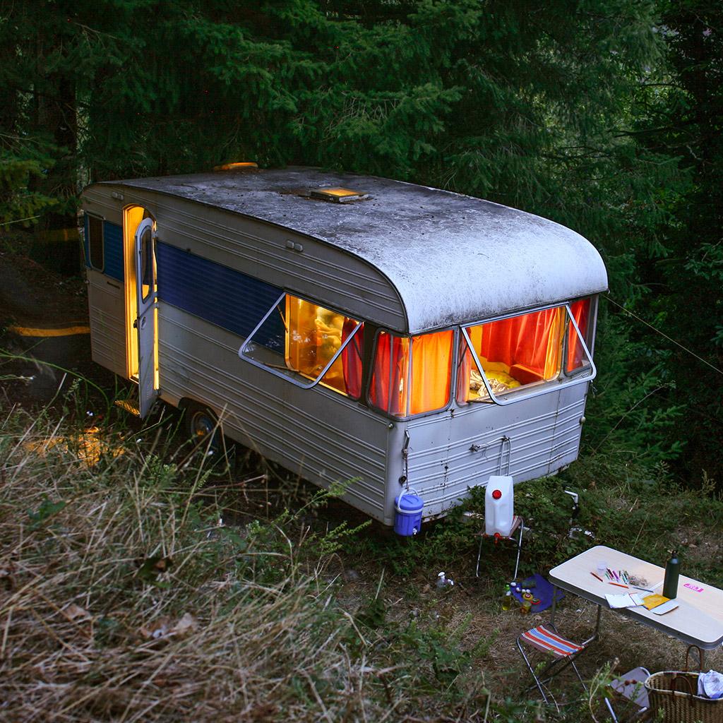 Mon été en Caravane
