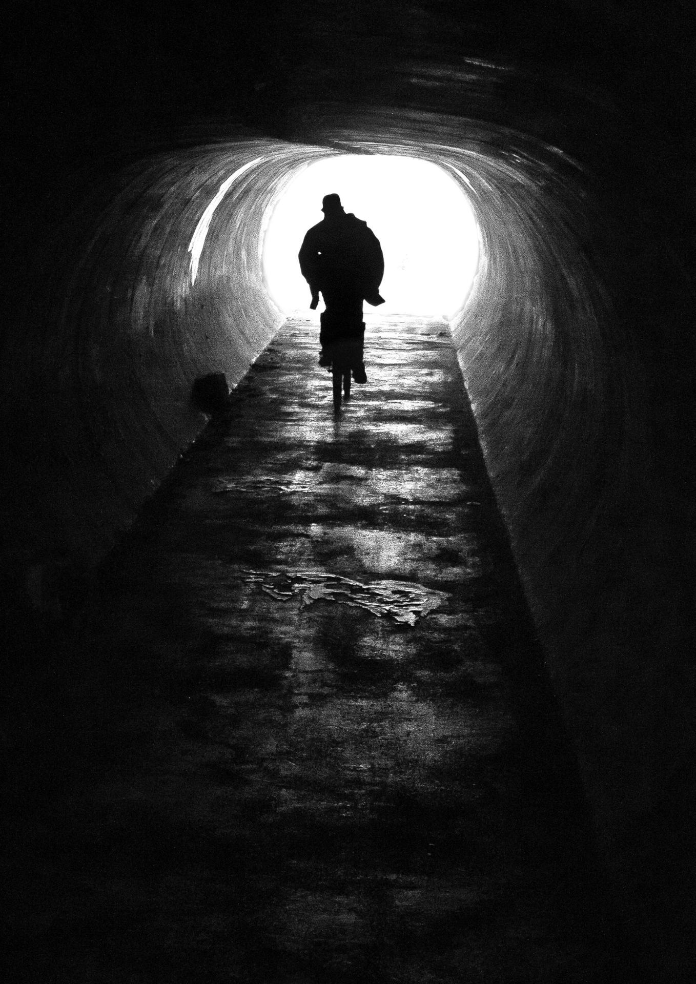 Le tunnel de la liberté