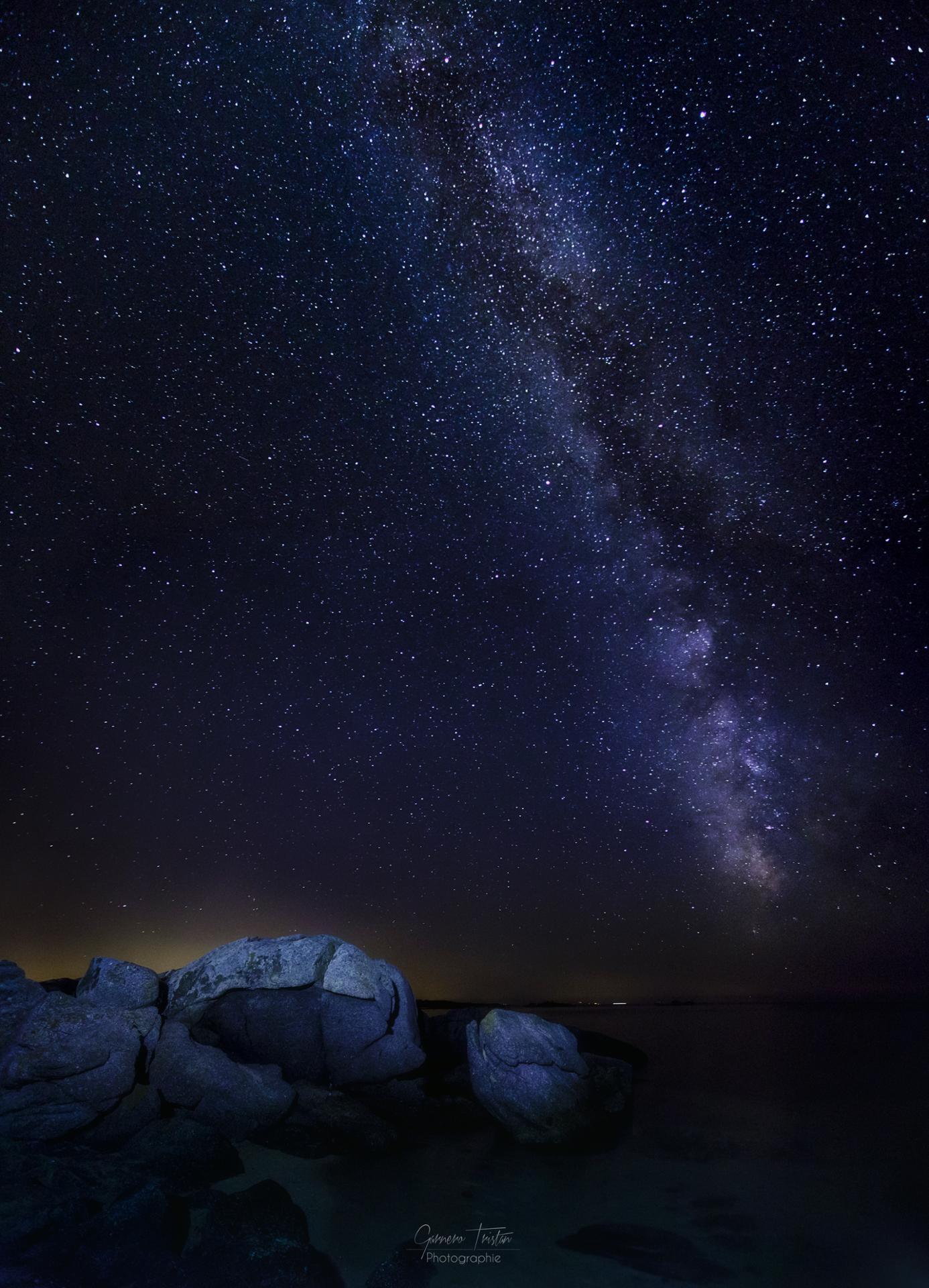 Corsican Milky Way