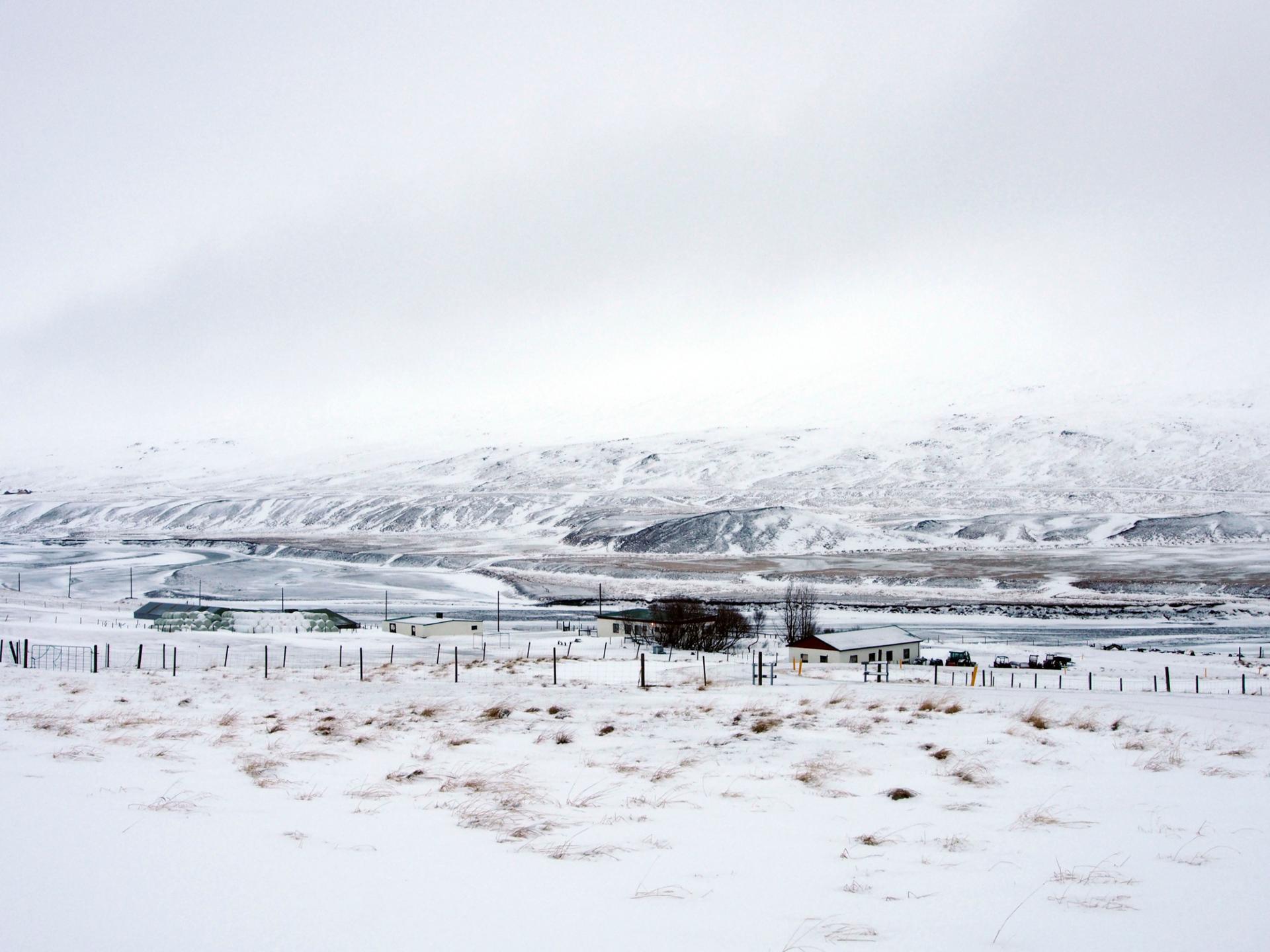 Lava & Snow - East Iceland 2014