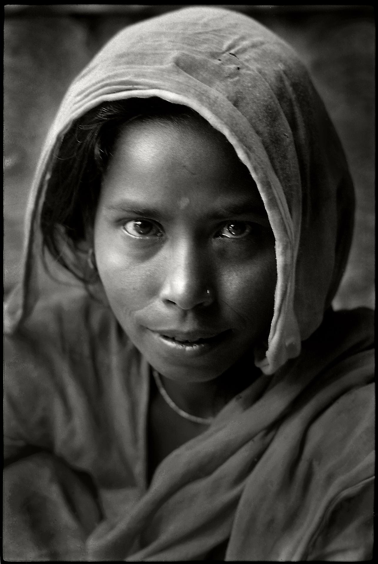 Réfugiée bengali