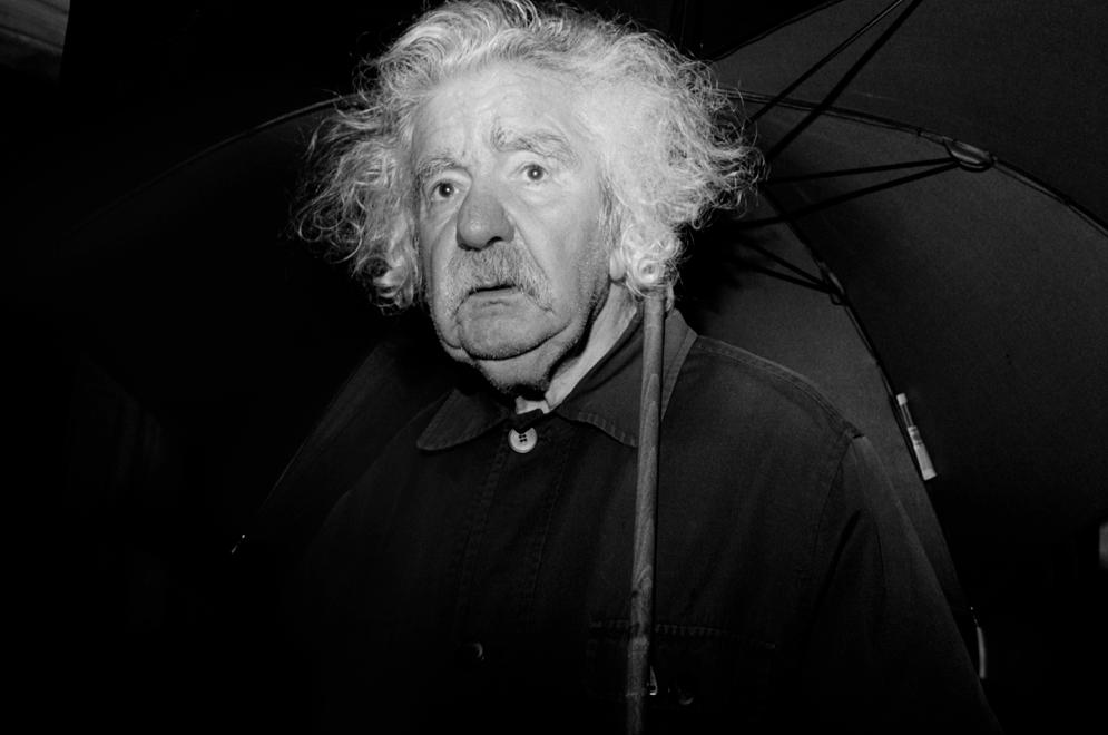Albert Einstein Sosie