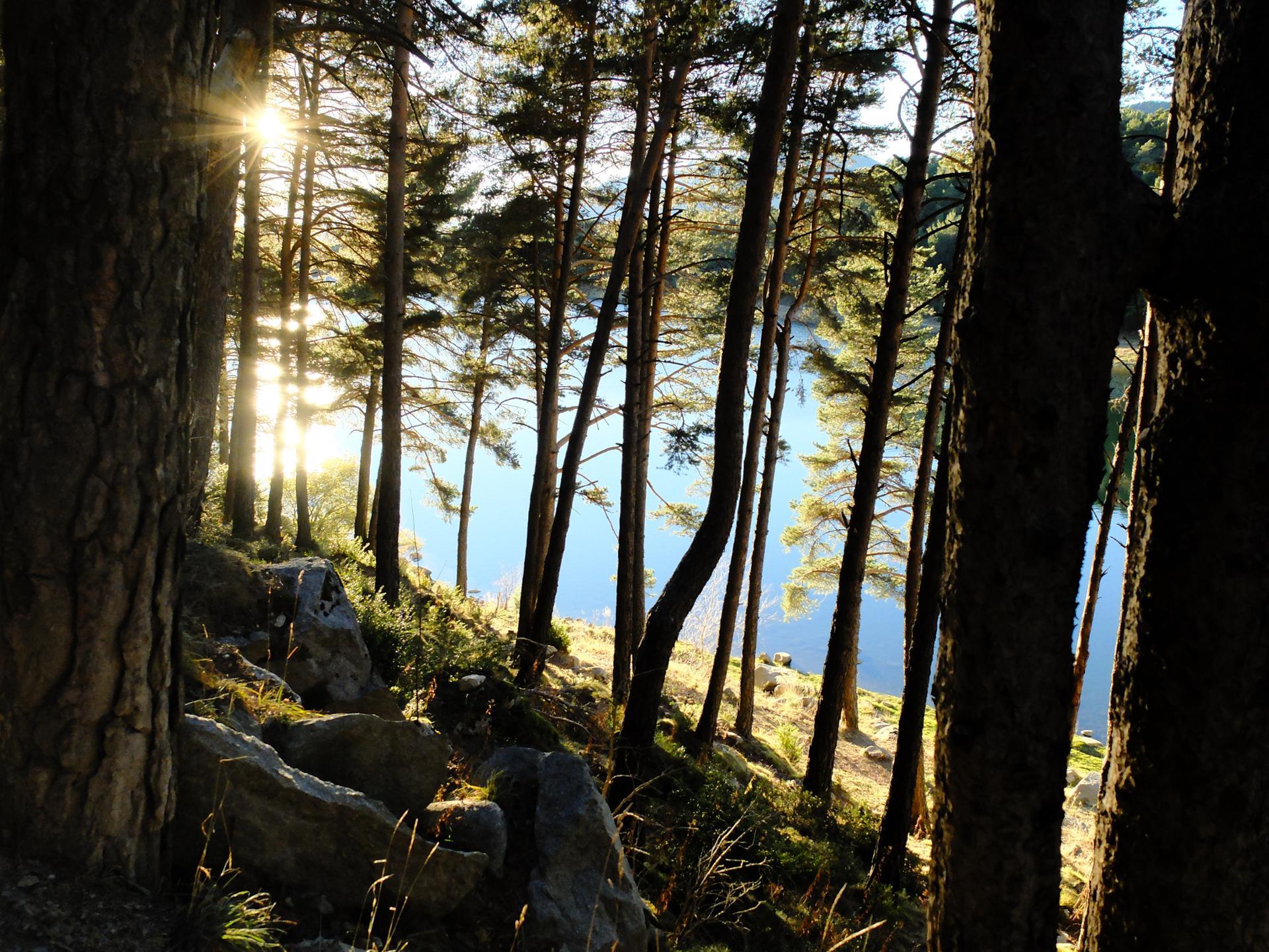 Lac en Andorre