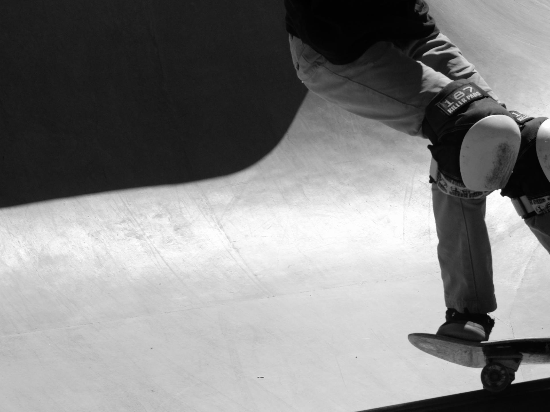 ombre et skate