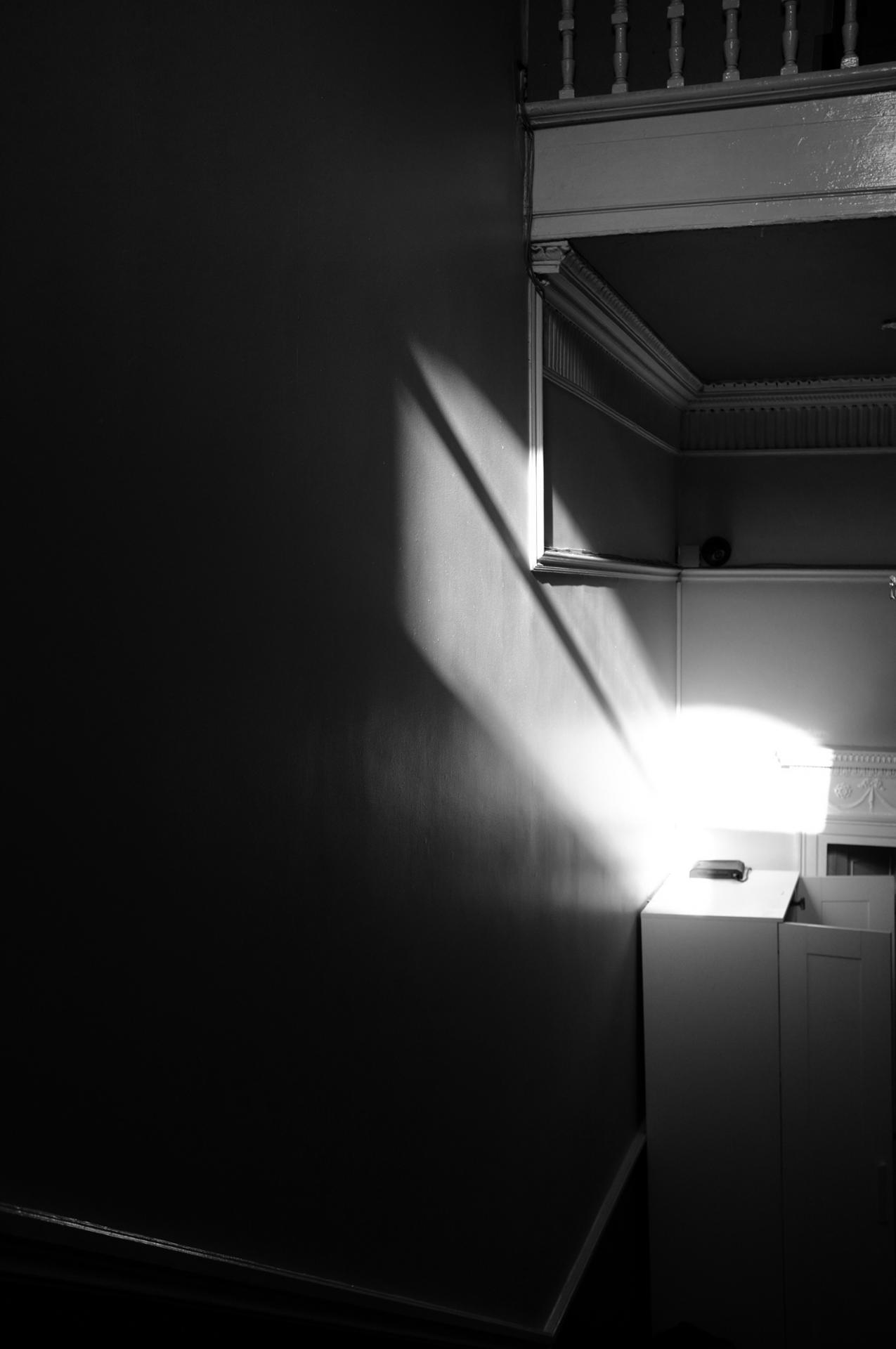 Un couloir d'hotel