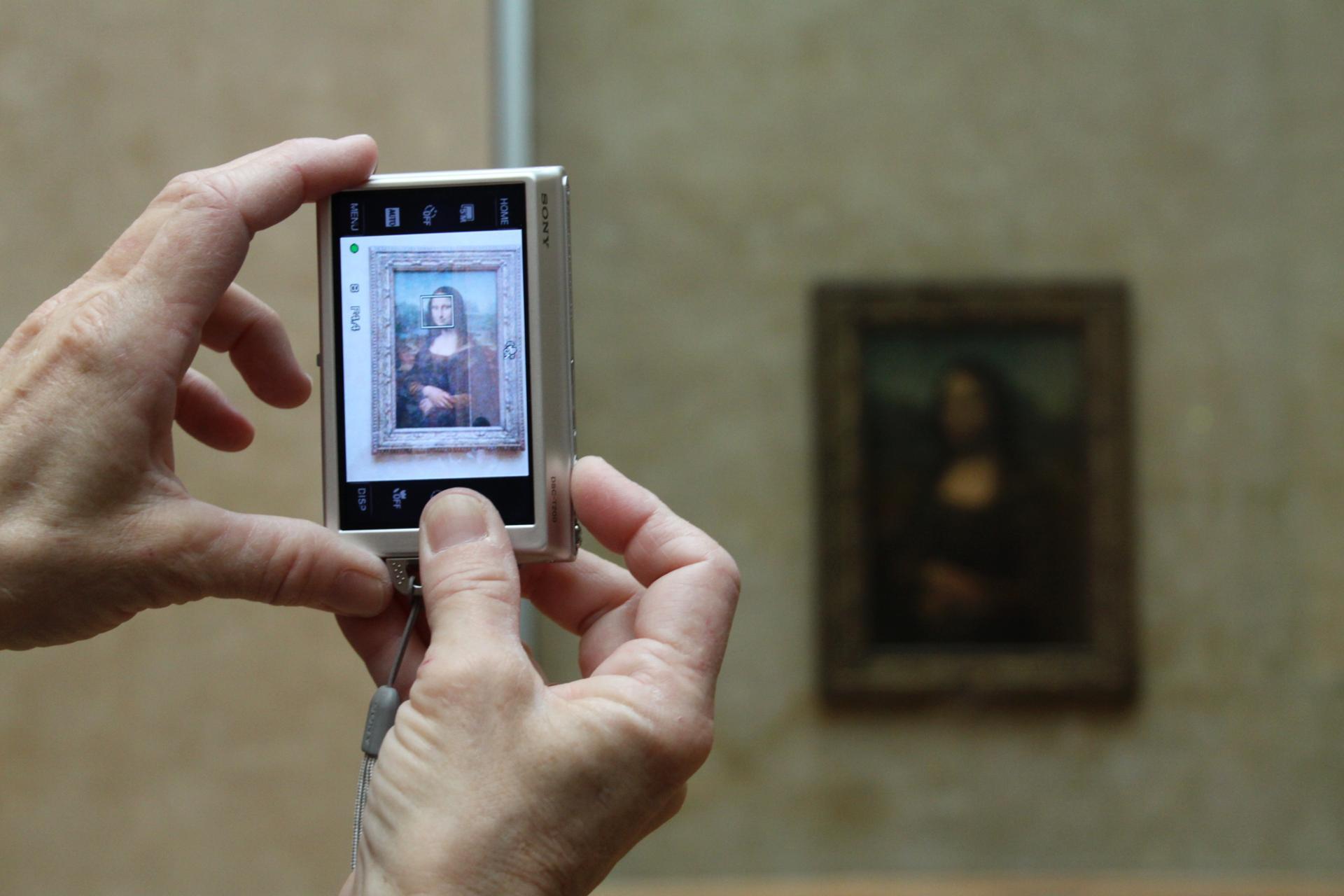 au Louvre {avril 2010}