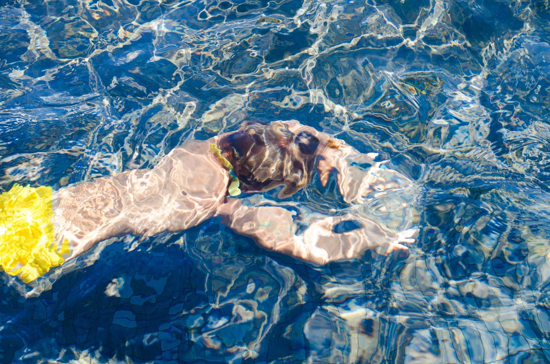 Diffraction underwater