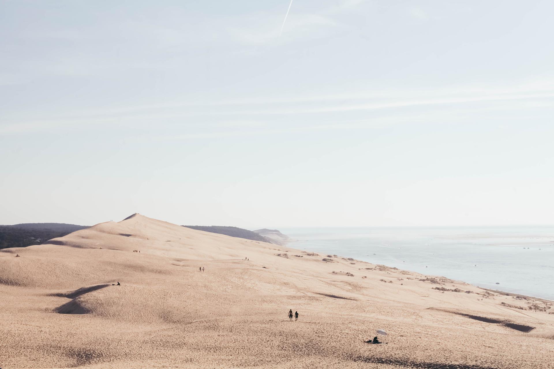 Tas de sable