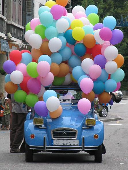 La vie en couleur(s)!