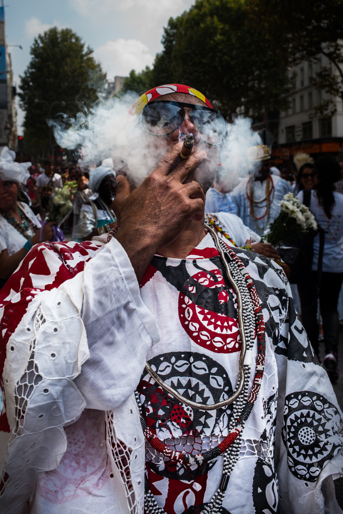 Lavage madeleine Paris 2014 - Cigare