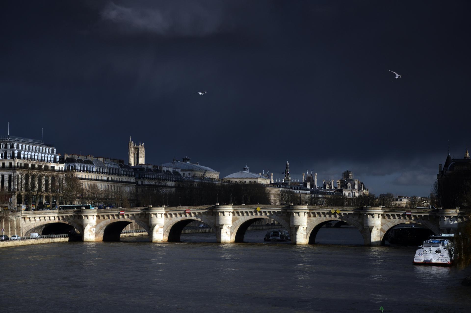 Pont Neuf & Paris