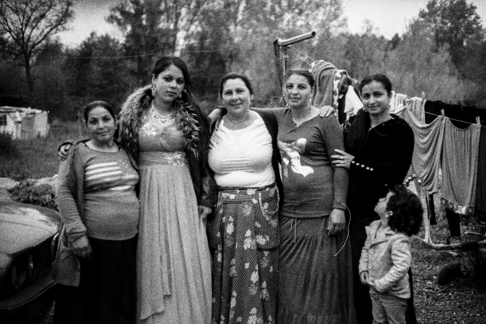 Famille Roms